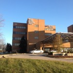 Eagle Creek Medical Plaza, Saint Joseph ENT Center is located on the first floor